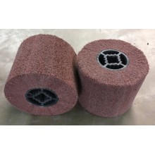 Шлифовальный валик 120*100, для сатинирования, зерно Fine (P240)