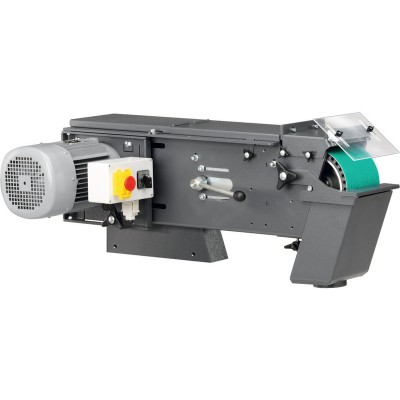 GRIT GI 150 2H Ленточно-шлифовальный станок, 150 мм, двухскоростной