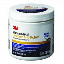 Паста Marine полировальная для металла