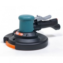 58443 Dynabrade Двуручная шлифмашинка с редуктором, ø152 мм, для использования с централизованной системой пылеотвода