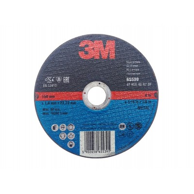 Круг отрезной 3M T41 Metal Ø230мм