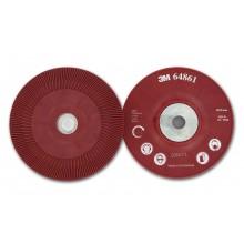 3M™ Оправка для Фибровых Кругов, 115мм х 22 мм, Рeбристая, M14 и 5/8, 1 шт/уп, № 64860
