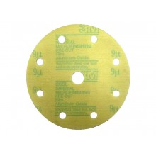 Круг 3M Hookit 266L 150 мм 9 отверстий