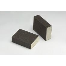 Губка шлифовальная четырехсторонняя 3M - Жесткая