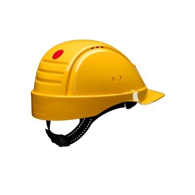 Каска защитная 3M™ PELTOR™ G2000CUV-GU с вентиляцией, цвет желтый