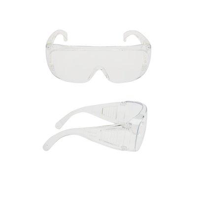 3M™ VISITOR Очки открытые поверх корригирующих очков, AS