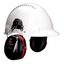 3M™ PELTOR™ Optime™ III Наушники повышенной видимости Hi-Viz с креплением на каску
