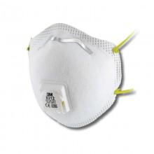 8312 - фильтрующая полумаска 1-й степени защиты с клапаном выдоха
