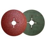 Cubitron® II Фибровый Шлифовальный Круг 982С  Ø125 mm, 125 мм х 22 мм, 80+, № 27628