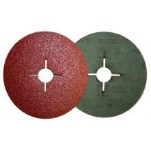 Cubitron® II Фибровый Шлифовальный Круг 982С, 125 мм х 22 мм, 80+, № 27628